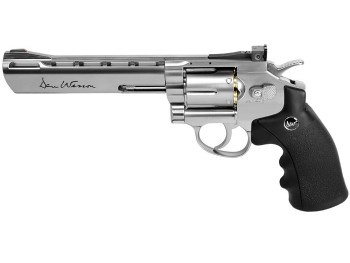 REVOLVER DAN WESSON  6'' ASG cal.4,5mm co2