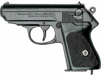 Pistolet DENIX Allemand Walther PPK