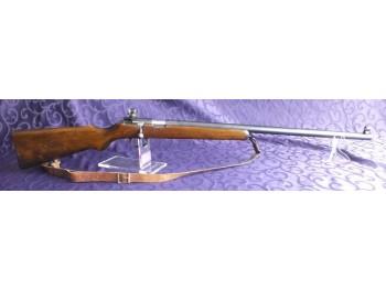 Carabine M33 Schultz & Larsen KK fusils Cal.22LR