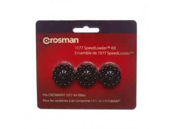 kit 3 barillets pour carabine crosman 1077