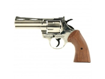 Revolver Bruni Magnum chrome