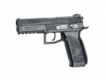 PISTOLET CZ P-09 DUTY CO2 CAL 4.5BB