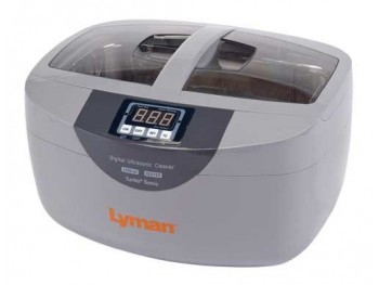 Lyman Turbo Sonic 2500 Nettoyeur à Ultrasons 230v