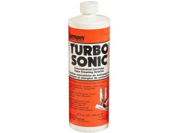 Lyman Turbo Sonic Case Cleaning Solution de Nettoyage Ultrasons 946ml