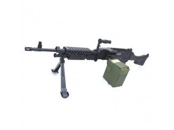 MITRAILLEUSE S&T AIRSOFT M240 CAL 6MM