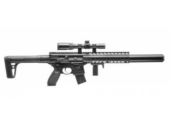 Carabine Sig Sauer MCX Co2 4,5 mm à Plombs + lunette 1-4x24WR
