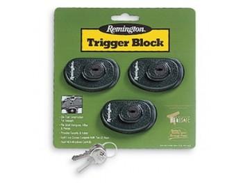 Verrous de pontet Trigger Block x3