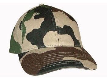Casquette Camouflage Woodland