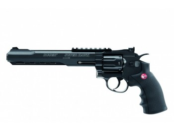 "Révolver Ruger Super Hawk  8"" noir Co2"