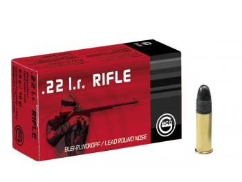 Geco Rifle 22LR boite de 50 cartouches