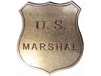 Etoile U.S Marshal DENIX